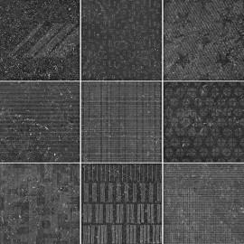 41zero42 Pietre41 - Triple Black Outline