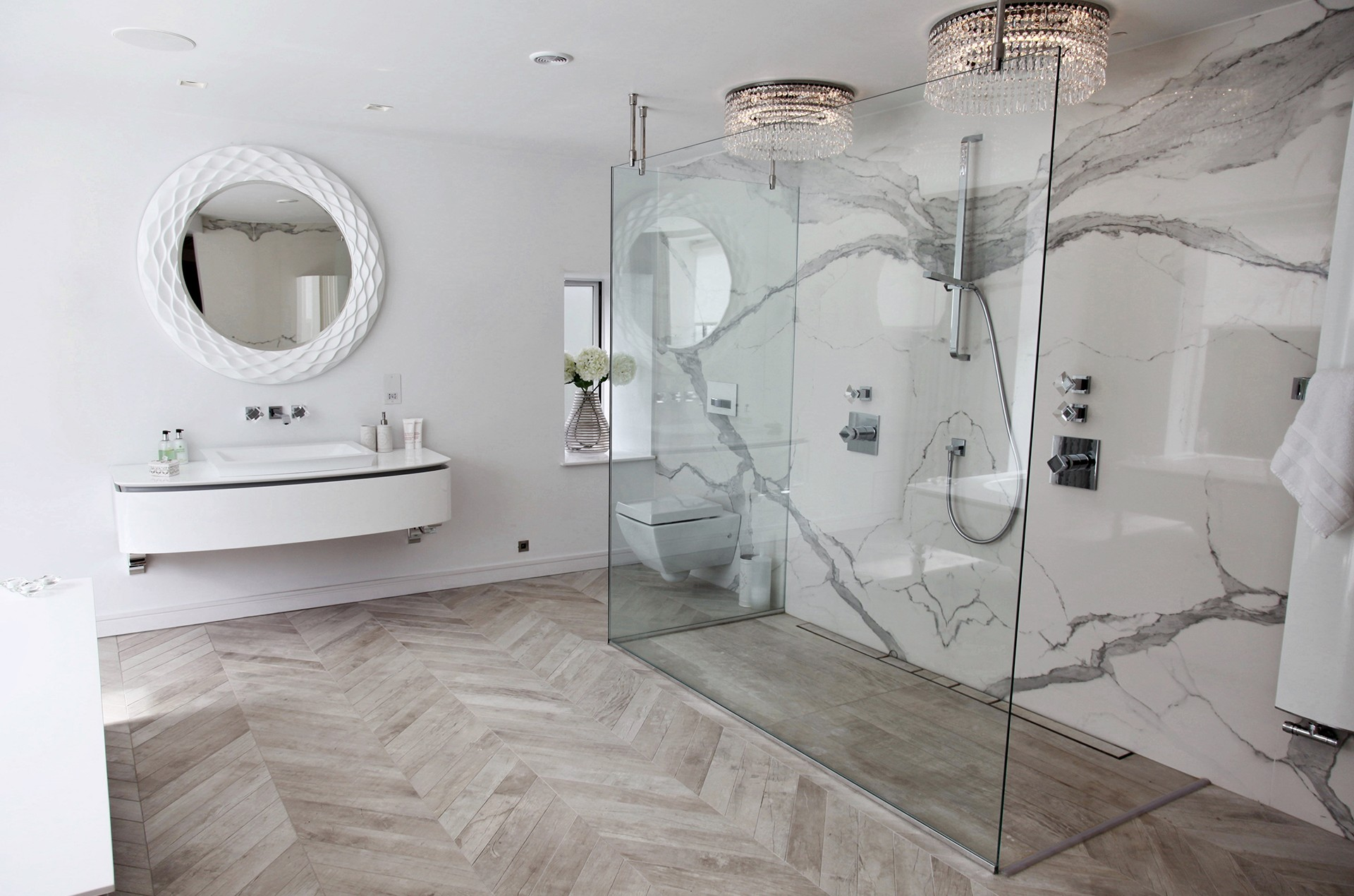 Master En-suite Bathroom - Casa Ceramica